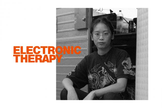 Stream: Le set hybride de la jeune étoile Elen Huynh pour Electronic Therapy