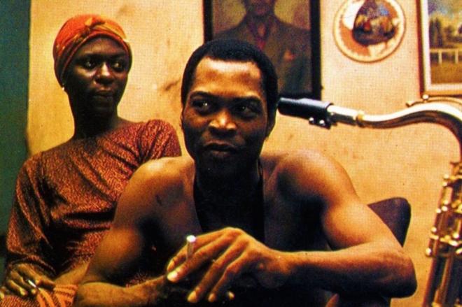 Fela Kuti, pionnier de l'afrobeat et activiste politique