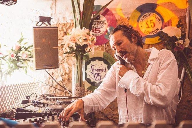 DJ Harvey lance le label Pikes Records 