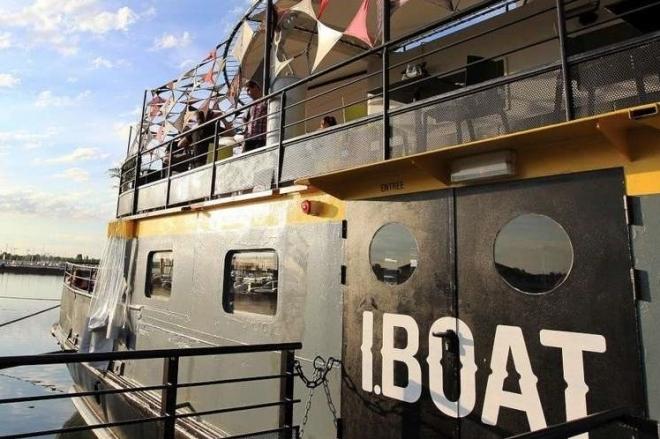 L'I.BOAT de Bordeaux prend le large et fête son départ en beauté