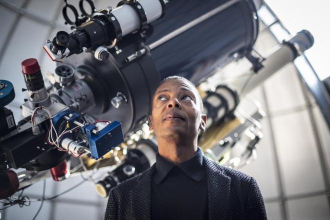La NASA fait appel à Jeff Mills pour une émission sur l'astronomie et la musique