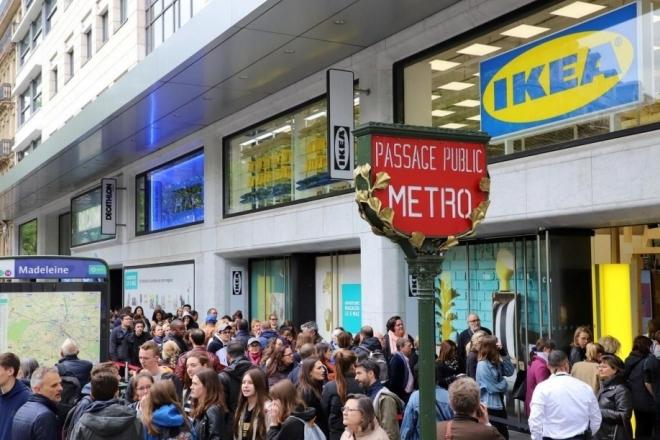 Pour la fête de la musique, un festival aura lieu … dans un Ikea Parisien
