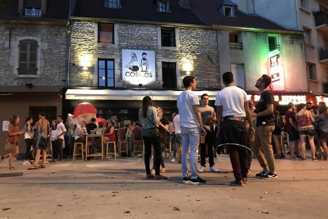 Avec Cosmøs, Dijon s'offre un nouveau club house & techno