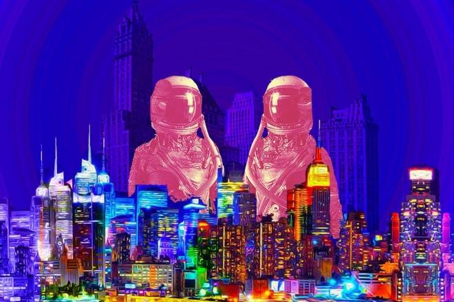 À voir: les mixtapes audiovisuelles, le nouveau concept du duo Lundi Bleu