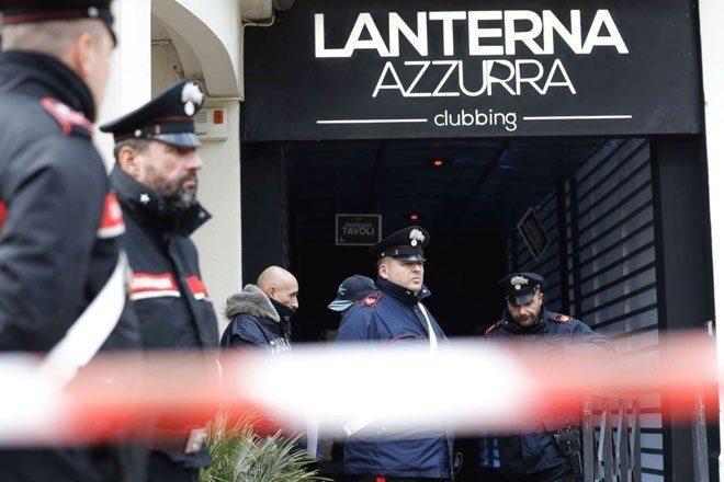 6 personnes sont mortes lors d'une bousculade dans un club italien