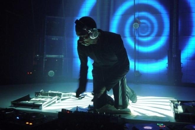Jeff Mills va présenter son nouveau live AV en exclusivité à la Gaîté Lyrique