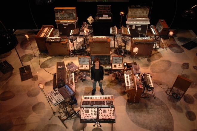 Jean-Michel Jarre fera son premier festival américain à Coachella 2018