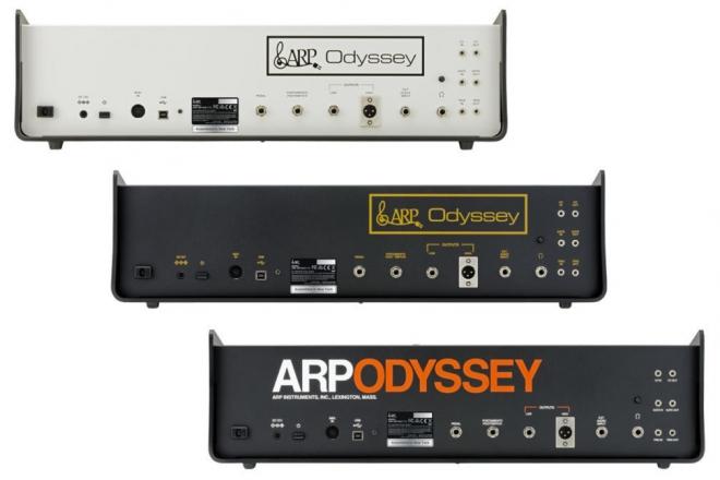 Korg redonne vie à son fameux synthé ARP Odyssey
