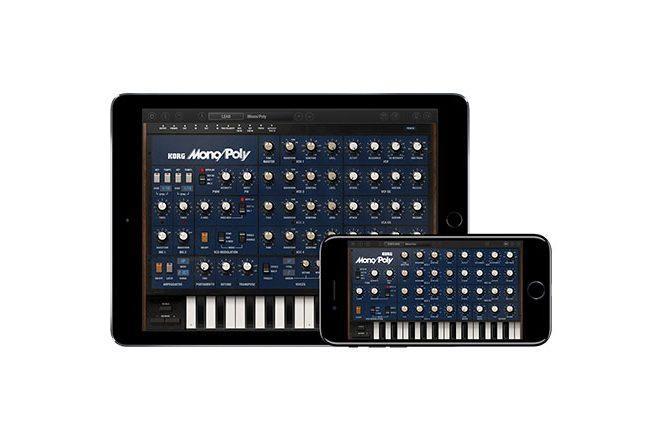 Vous pouvez désormais télécharger le Korg Mono/Poly sur iOS