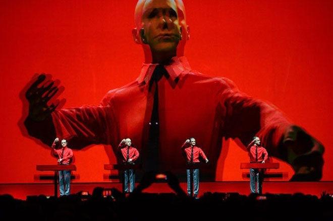 Le docu 'Kraftwerk 3D - The Catalogue' donne une nouvelle dimension au live du groupe