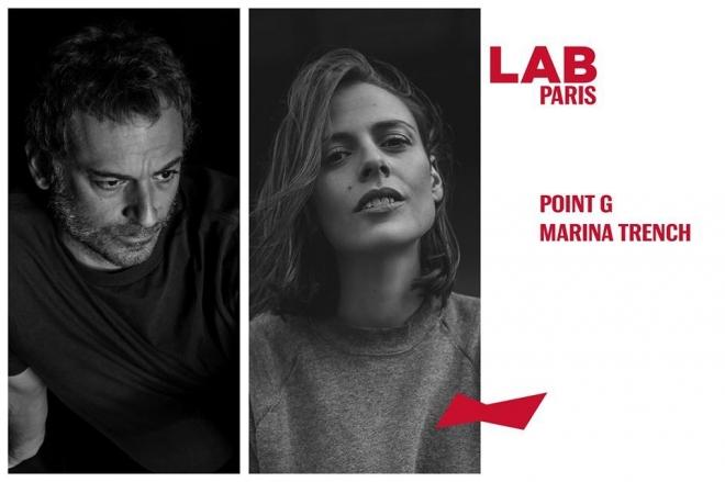 Point G, Marina Trench et Bwi-Bwi au Lab Paris
