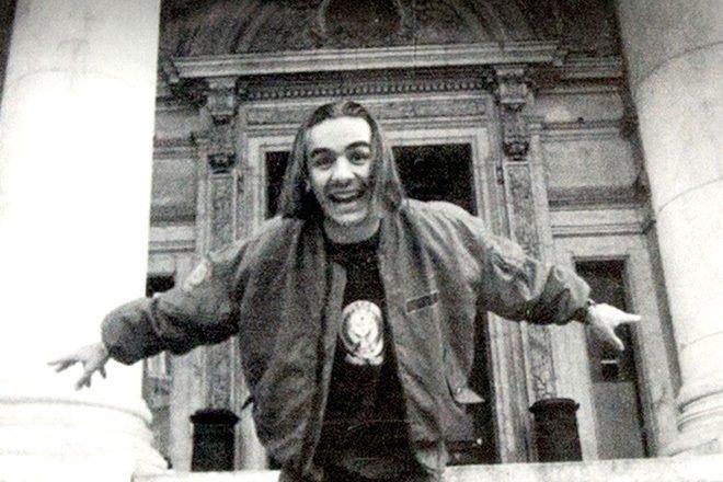 Le magique 'Mixmag Live' de Laurent Garnier datant de 1995 sort en digital pour la première fois