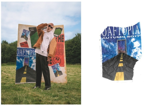 La marque Lazy Oaf dévoile une collection inspirée des raves party et de la acid house des années 90