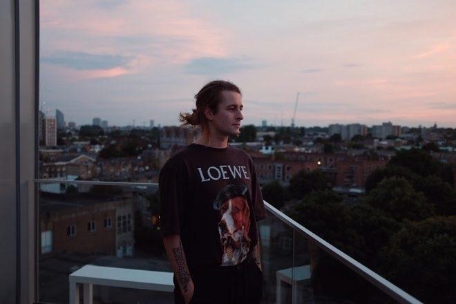 Mall Grab signe son nouvel EP sous son nom de naissance, Jordon Alexander
