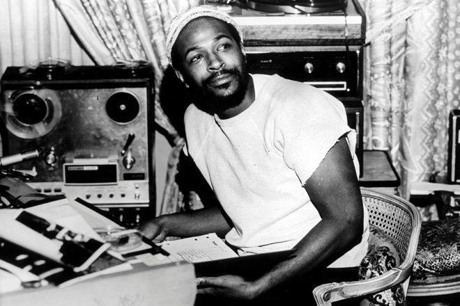 Dr. Dre produit un film sur Marvin Gaye
