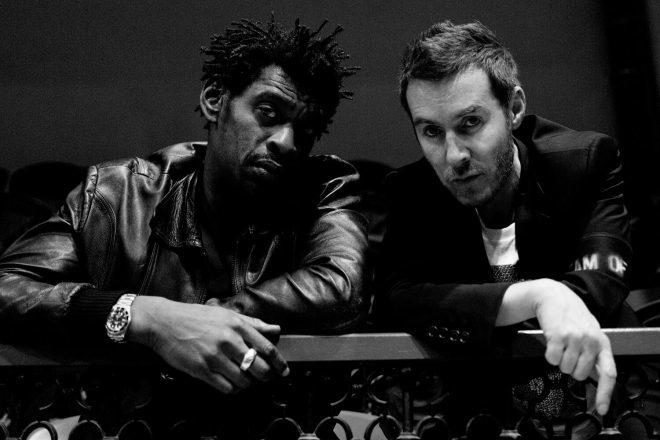 Massive Attack fête les 20 ans de 'Mezzanine' avec une version... ADN