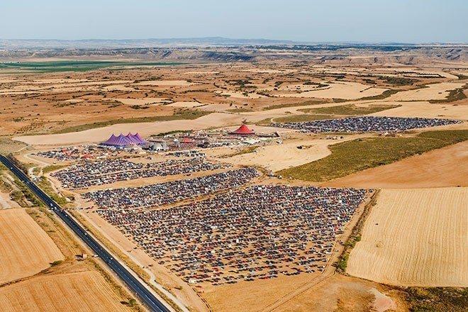 Le légendaire festival Monegros revient pour la plus grosse édition de son histoire