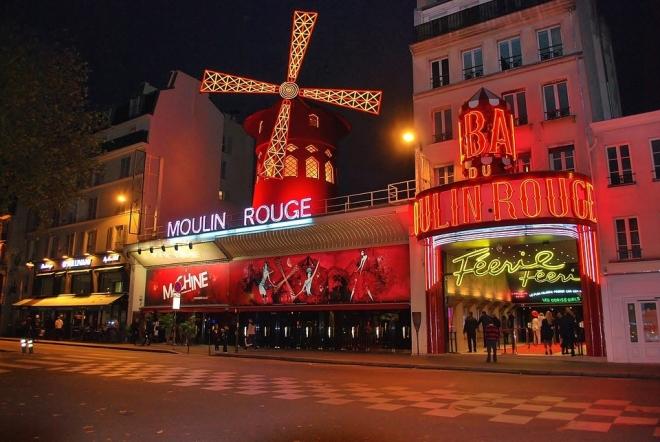 Paris : la police ordonne la fermeture temporaire de la Machine du Moulin Rouge