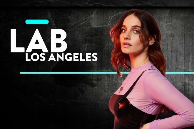 Nina Las Vegas est l'invitée du LAB LA
