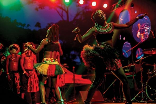 Le plus gros festival électronique d'Afrique sub-saharienne annonce un line-up de folie pour 2019