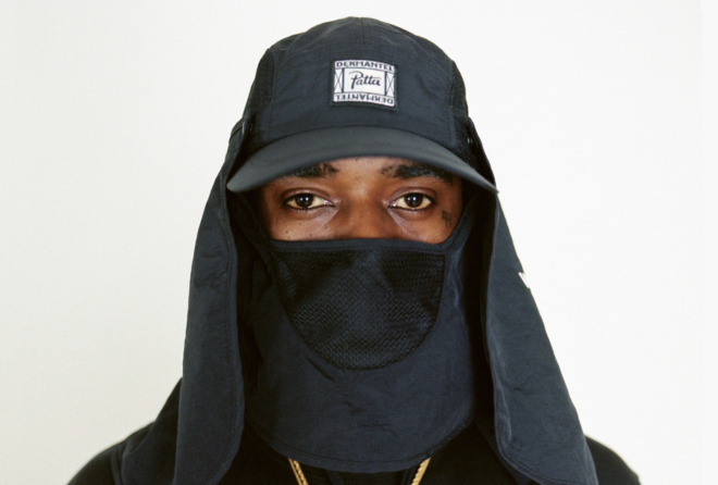Dekmantel et Patta collaborent sur une collection 2020