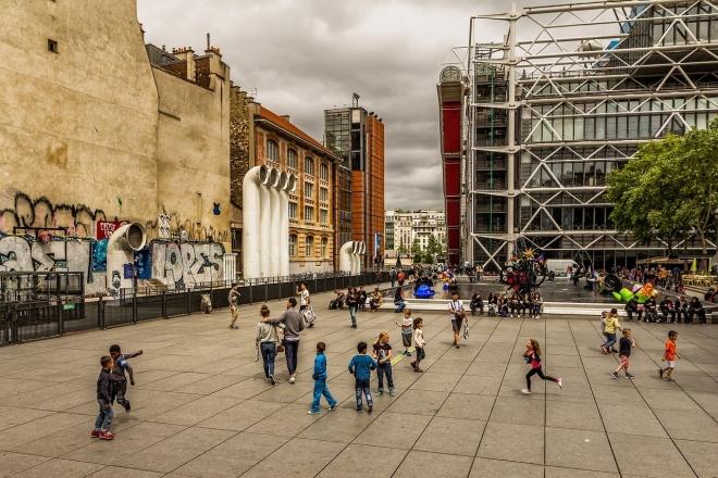 Laurent Garnier et Pedro Winter vont jouer en B2B au Centre Pompidou