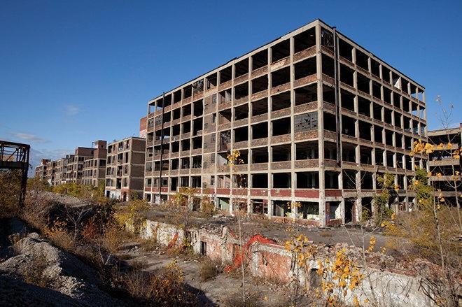Le fondateur du Tresor s'intéresse à une friche industrielle de Detroit pour son nouveau club