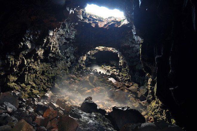 Secret Solstice va investir un tunnel de lave vieux de 5000 ans