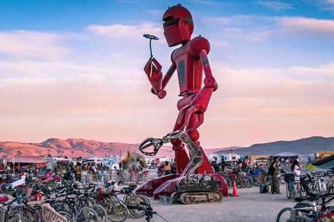 Burning Man annonce son thème pour 2018