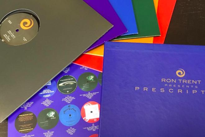 Diggers alert : Rush Hour dévoile un coffret vinyle sur Prescription, le label du génial Ron Trent