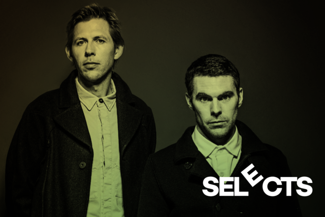 Selects : Groove Armada