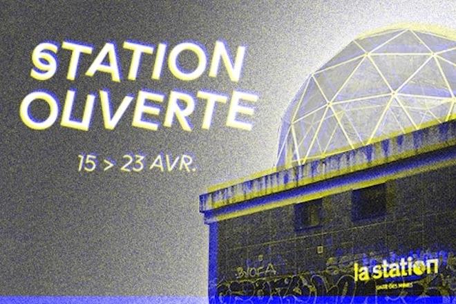 La Station de la Gare des Mines rouvre ses portes à Paris