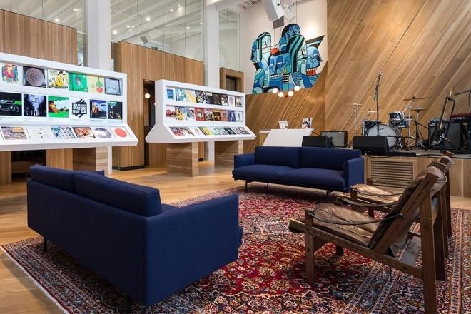 Bandcamp ouvre son propre magasin de disques