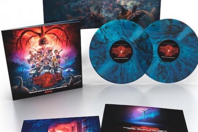 La soundtrack de Stranger Things S2 va sortir sur vinyle
