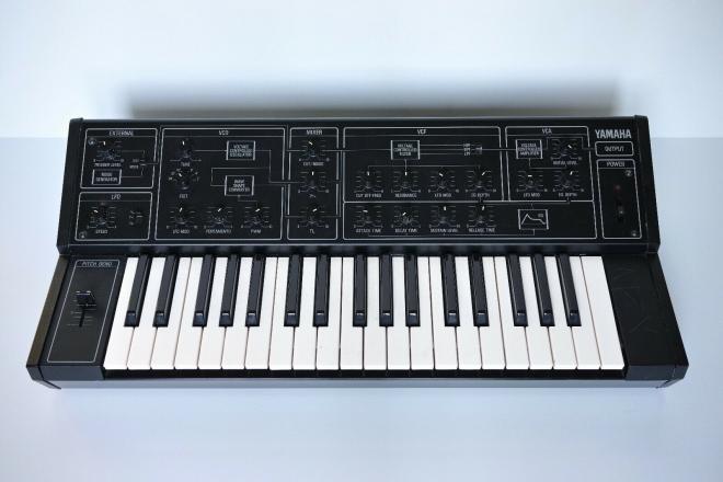 Un synthé d'Aphex Twin disponible sur Ebay