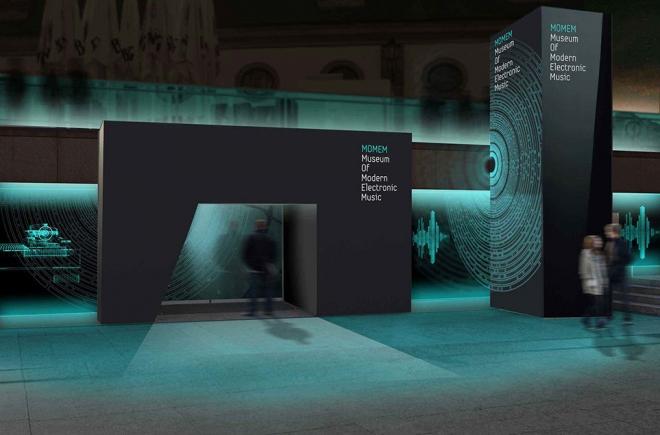 Un musée dédié à la musique électronique va ouvrir ses portes à Francfort