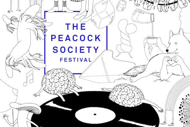 The Peacock Society investit le Parc Floral de Paris