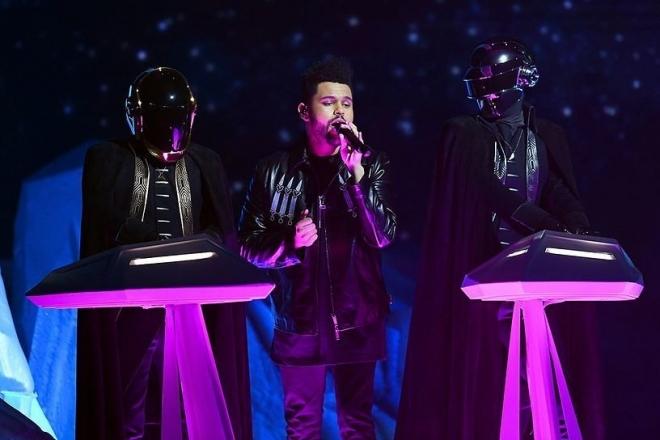 Vidéo: la performance live de Daft Punk aux Grammy Awards