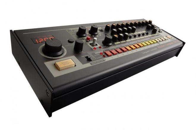 Roland dévoile une version ultra compacte de la TR-808