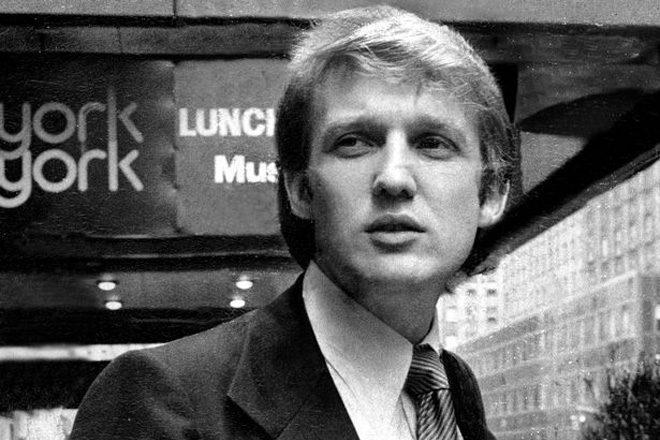 Donald Trump, un régulier de Studio 54 pas comme les autres