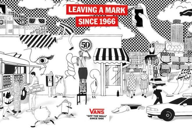 Vans présente 'The Story of Vans'