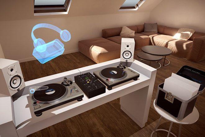 Vous pouvez désormais mixer sur vinyle en réalité virtuelle avec cette nouvelle appli