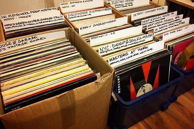 Paris Loves Vinyl : un marché de 100 000 disques venus de 10 pays différents