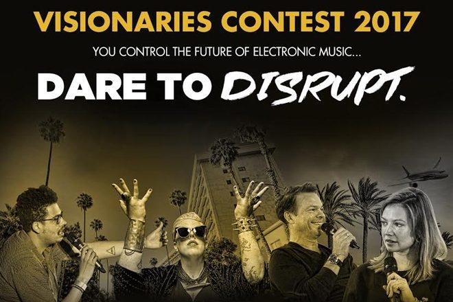 Visionaries Contest 2017 : devenez l'un des innovateurs de la scène électronique