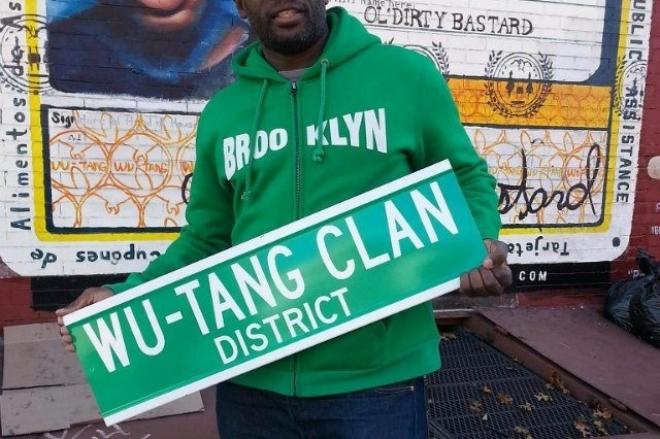 New-York rebaptise ses rues pour célébrer Wu-Tang Clan et Notorious B.I.G.