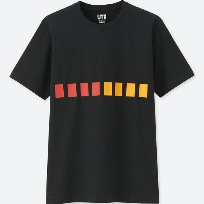 Tr Une Collection Uniqlo Fashion De Shirts Roland Lancent T 808 Et FfCnn8