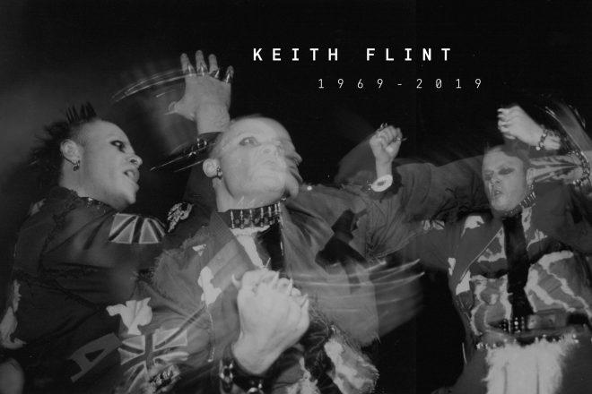 En leader de The Prodigy, Keith Flint a inventé une version féroce de la musique électronique