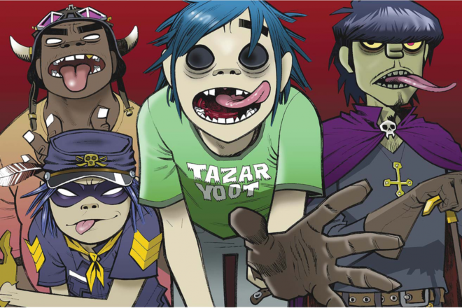 10 grands moments de la carrière de Gorillaz